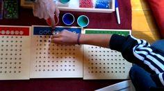 Escuela AzulvioletA - Gran división (Montessori)/ Velké dělení