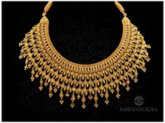 Gold Earrings Designs, Gold Jewellery Design, Necklace Designs, Bridal Jewellery Inspiration, Bridal Jewelry, Gold Jewelry Simple, Bengali Jewellery, Tanishq Jewellery, Indian Jewelry