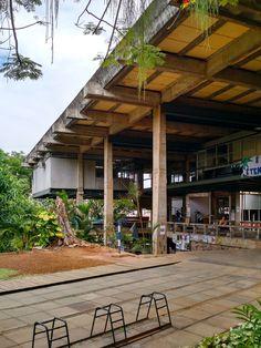 Galeria - Clássicos da Arquitetura: Faculdade de Arquitetura da UFBA / Diógenes Rebouças - 6