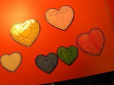 {Valentine's Day Fun} Working with Colors & Rhymes - Re-pinned by @PediaStaff – Please Visit http://ht.ly/63sNt for all our pediatric therapy pins