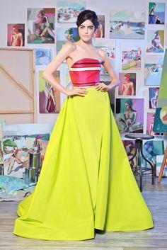 Christian Siriano Resort 2015 - Slideshow - Runway, Fashion Week, Fashion Shows, Reviews and Fashion Images - WWD.com