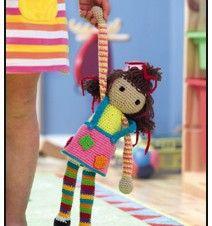 Free Rag Doll Amigurumi Pattern - free amigurumi patterns daily   free amigurumi patterns daily