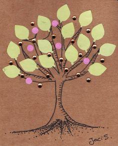 Árvore de Natal (Por Jaci S.)