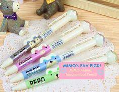 MIMO Animal Mechanical Pencil
