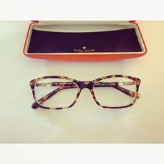 Check out our website for more chic frames, like these from the #KateSpade collection! www.loganeyecare.com/collections/ #LoganEyeCare #LakeMary