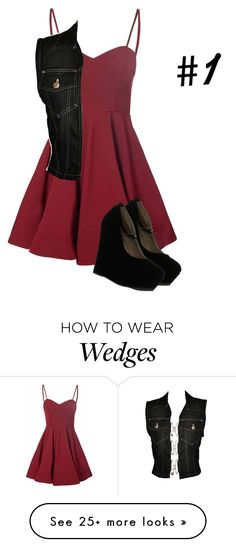 """""""how to dress this spring"""" by ajawsomeness on Polyvore featuring Glamorous and Delicious"""