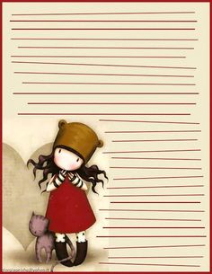 Made by Geisha Creations Free Printable Stationery, Printable Paper, Filofax, Santoro London, Diy And Crafts, Paper Crafts, Notebook Paper, Writing Paper, Note Paper