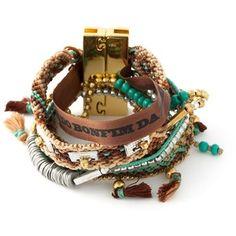 HIPANEMA 'Turquoise' bracelet