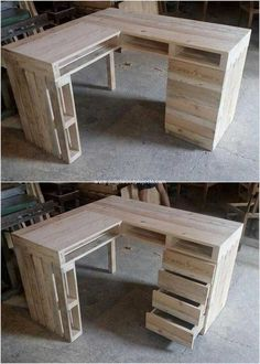 Beautifully crafted as different pallets in the shape of strands combine to finish the image. Wall art will end up an eye catching focal point to impr... #PopularWoodworkingBenches