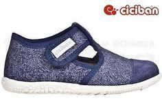 e41d3c579c8b Moda děti - Papuče Ciciban JEANS 74433 - detské oblečenie a obuv