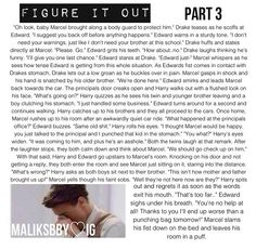 Marcel imagine Part 3 One Direction Drawings, One Direction Images, One Direction Lyrics, One Direction Humor, Marcel Imagines, 5sos Imagines, Harry Styles Imagines, Marcel Styles, Teen Life
