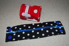 Sew Very Simple: Wrist Wallet Tutorial