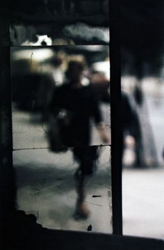 Saul Leiter, Shopping, 1953