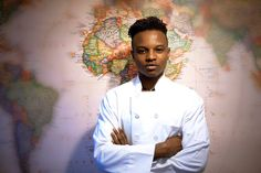 Nigerian chef Michael Elegbedé is opening a restaurant in Lagos that tells the stories of Nigeria through unique flavours and local ingredients. Opening A Restaurant, Interview, Twitter, Unique, Design, Travel, Lakes, Viajes