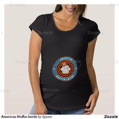 American Muffin Inside Shirt
