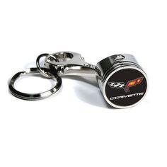 C6 Corvette Piston Keychain By Motorhead Products - http://www.caraccessoriesonlinemarket.com/c6-corvette-piston-keychain-by-motorhead-products/  #Corvette, #Keychain, #Motorhead, #Piston, #Products #Corvette, #Enthusiast-Merchandise