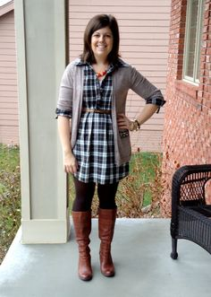 My New Favorite Outfit: Three Ways to Wear Plaid