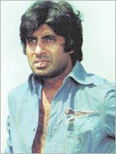 Amitabh Bachchan: Awesome Indian actor- very handsome in the 70s ;)