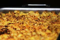 Healthier Mac-n-Cheese - Cook For Life