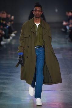 Ami | Menswear - Autumn 2017 | Look 9