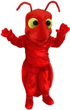 Fire Ant Lightweight Mascot Costume MaskUS Costumes http://www.amazon.com/dp/B00CMQLUFE/ref=cm_sw_r_pi_dp_-Ph8vb1WSHDQ7