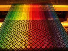 Ravelry: feltedbag's Color Gamp Scarf