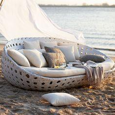 outdoor sofa...dreamy...