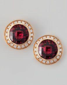 Cute FSU Seminoles earrings #garnet #gold