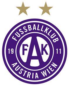 FK Austria Wien – Wikipédia, a enciclopédia livre Fc Red Bull Salzburg, Soccer Logo, Football Team Logos, Soccer Teams, Sports Logos, Soccer Ball, Europa League, Fk Austria Wien, Marvel Images