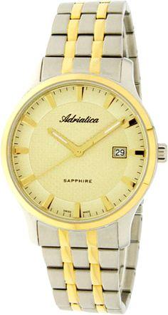 Часы Adriatica A1243.2111Q Часы Bisset BSCD57GAWX05BX