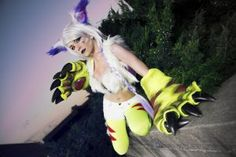 gijinka digimon cosplay - Google Search