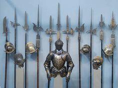 Medieval Weaponry & Armor