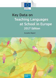 Estudio Eurydice 2017 sobre lenguas muestra que numerosos países europeos han introducido la enseñanza de segundas lenguas en estadios tempranos de sus sistemas educativos.
