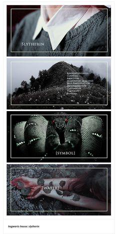 Firelemonade: Hogwarts Houses: Slytherin
