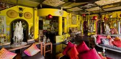 Helga Folly's quirky in Kandy