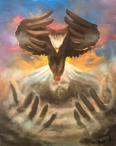 Call My Friend, Prophetic Art, Bible Scriptures, Eagles, Flags, Worship, Painting, Eagle, Painting Art