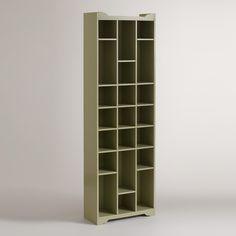 use as a bookcase! Bradshaw Shoe Storage Cabinet | World Market