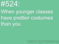 Dance Problems. story-of-my-life