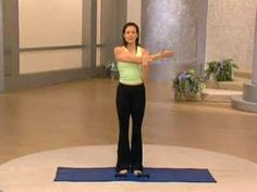 10 Minutes Pilates Sculpting- easy to fit into your day and efffective. Yes Please.