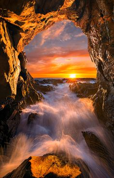 "wowtastic-nature: "" Sun Gate by Bsam on 500px ○ 770✱1200px-rating:99.5 """