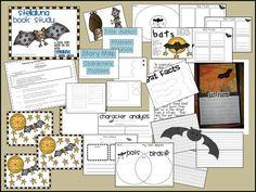 Tunstall's Teaching Tidbits: Bats, Stellaluna, and Visual Plans!  How PERFECT for October!!!