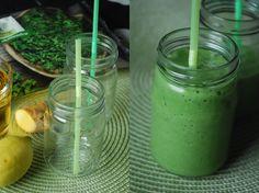 Grönkål smoothie