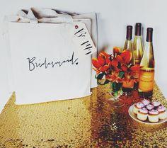 'Be My Bridesmaid' Gift - Bridal Party Favor #bridesmaid #bridalparty