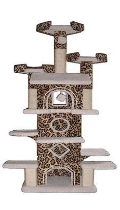Wow Cat Condo Furniture That Will Last A Lifetime We often take the easy route and purchase cat furniture at the pet store only to find ou. Cat Tree House, Cat Tree Condo, Cat Condo, Cat Playhouse, Cat Gym, Leopard Cat, Condo Furniture, Cat Towers, Buy A Cat
