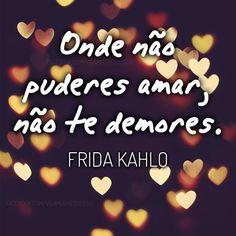 Nao é Frida Kahlo!!