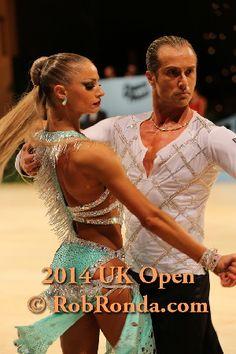 Riccardo Cocchi & Yulia Zagoruychenko | Love Yulia's ponytail