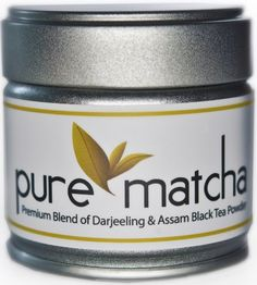 Pure Matcha Premium Black Tea Powder >>> You can find out more details at the link of the image. (This is an affiliate link and I receive a commission for the sales)
