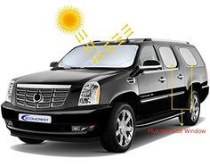 Ecomcrest Car Window Shade Blocks Harmful UV Rays Keeping Your Vehicle Cool For Car Truck, Van, SUV, Pack of 3 Ecomcrest http://www.amazon.com/dp/B00WB209CO/ref=cm_sw_r_pi_dp_8lsuwb1JM7JG6