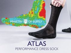 ATLAS: Performance Professional Comes to Socks by Ministry of Supply — Kickstarter Carbonized coffee? Apparently they remove all the coffee oils so it doesn't smell like your morning brew and then a process allows the material to be super absorbent and filter out smells. Too much science, basically these super socks don't make your feet smell. $28 for 2 pairs, pledge on Kickstarter