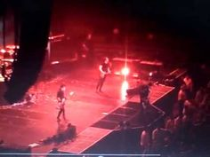 Gerard Way & Frank Iero Kissing OMFG!! I ship them, more like a bromance since they're not gay but OMG this is awesome
